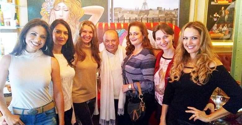 Misses- paris 6 SP- Carol Portella Otto, Marta Jussara, Berla Chacon, Ovadia Saadia, Patricia Godoi Najjar, Ana Carina e Flavia Cavalcante.j
