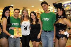Viviane Bordin capa da Playboy - Foto Marcos Morrone 1