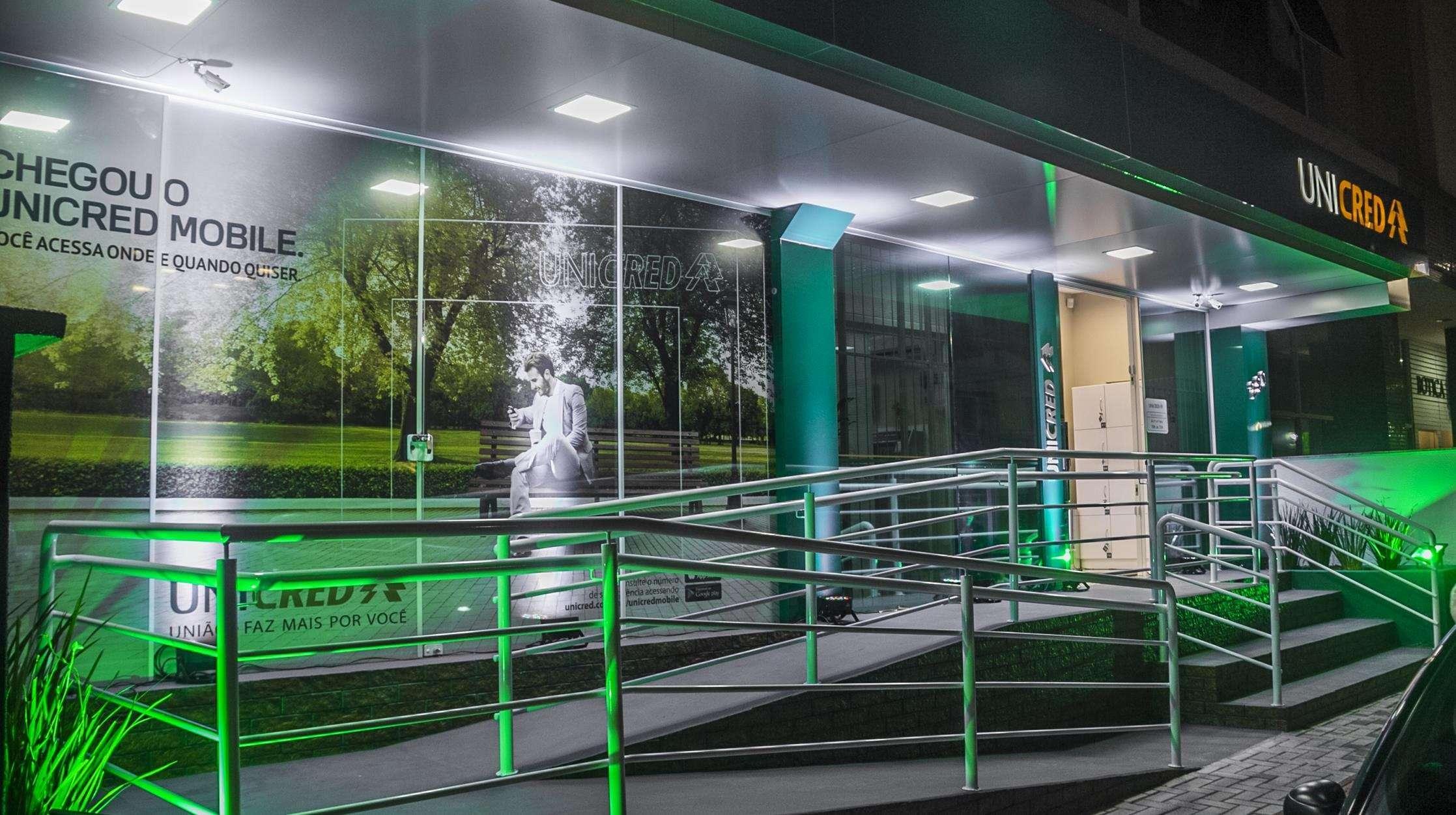 Nova agência daUnicredUnião inaugura em BC 4