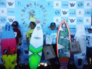 Takeshi Oyama inicia sua participação em campeonatos de Surf em São Paulo 3