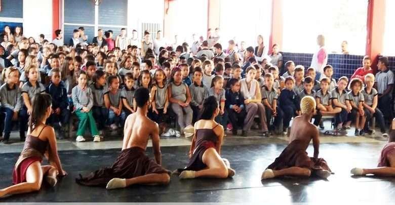 Bairro Vila Nova recebe a AMA Cia de Dança