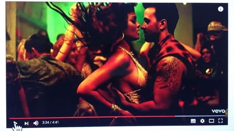 Despacito está perto de 2 bilhões de views no youtube. 4