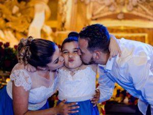 Duda Silva e seus pais- Foto Janna Souza 1
