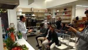 Aula de Gastronomia by Chef Sergio Miranda fala sobre inovação e tecnologia 9
