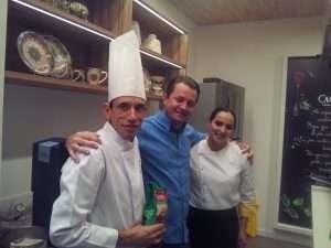 Aula de Gastronomia by Chef Sergio Miranda fala sobre inovação e tecnologia 8