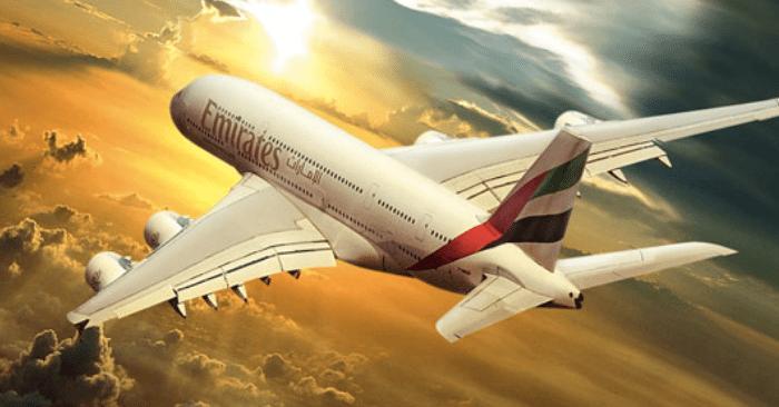 Foto: Emirates A380 - MoneyDigest.sg