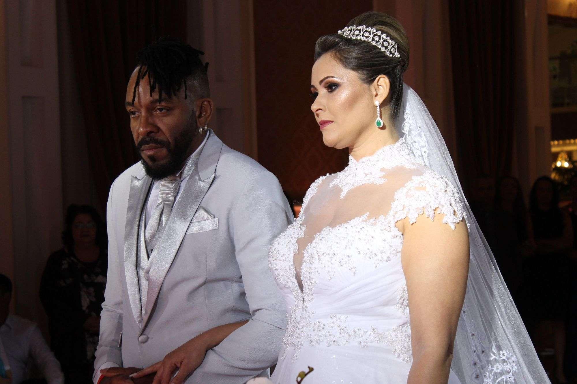 Cantor Almirzinho Serra casa com Adriana Apolinario em SP 5