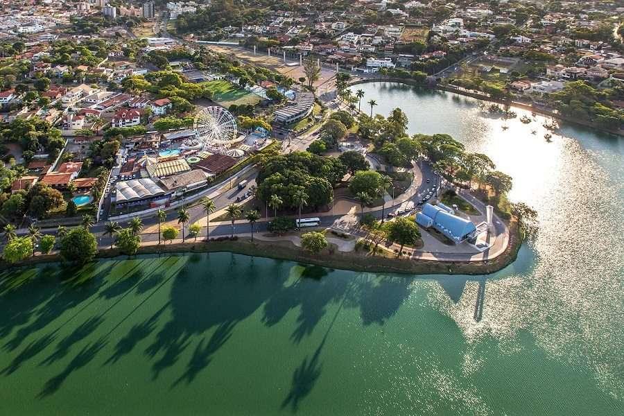 Lagoa da Pampulha já foi área de lazer e atrações turísticas 1