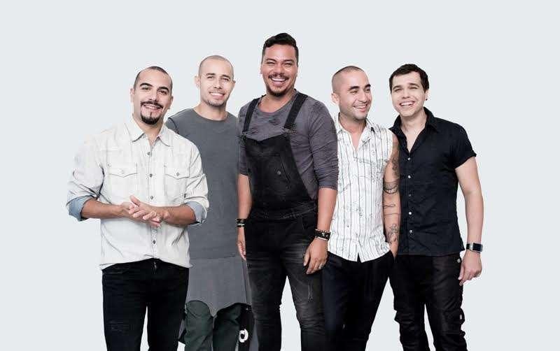 "Sorriso Maroto apresenta turnê ""De Volta Pro Amanhã"" na Fields 1"