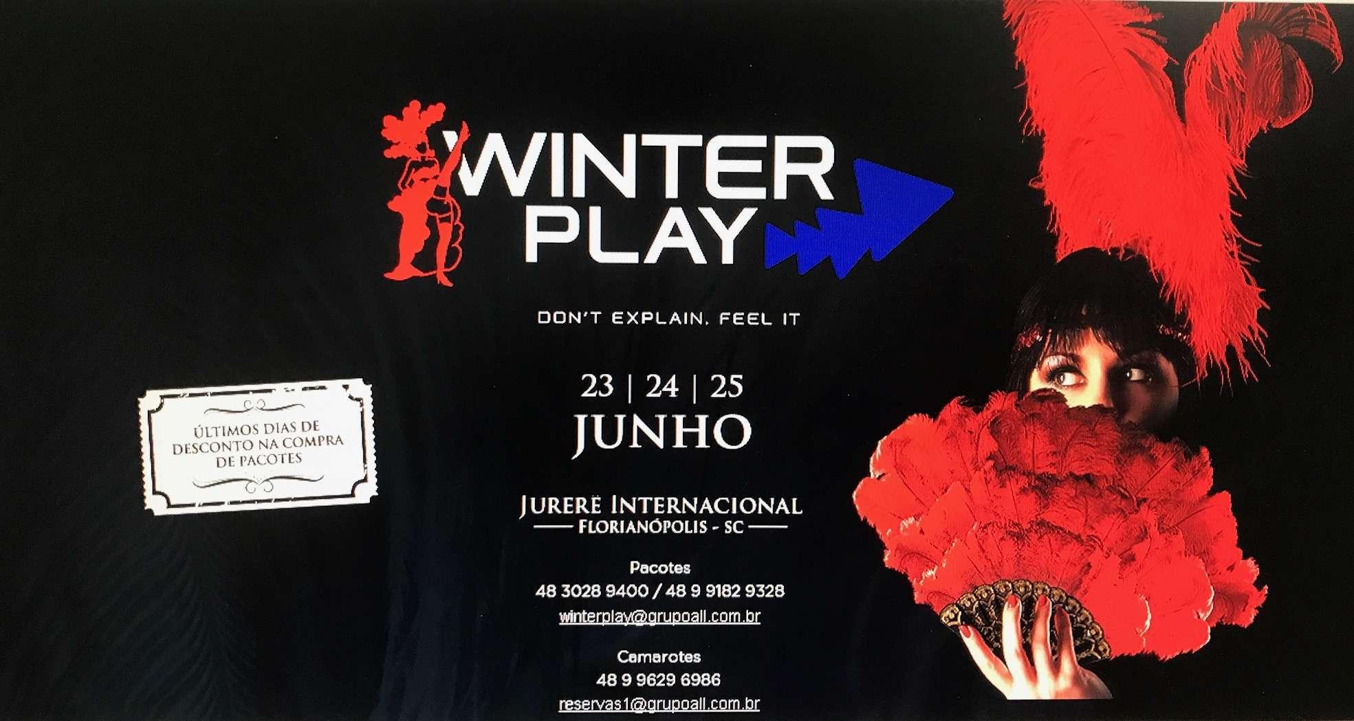 Winter Play 2017 - Jurere Internacional - Florianopolis - SC 1