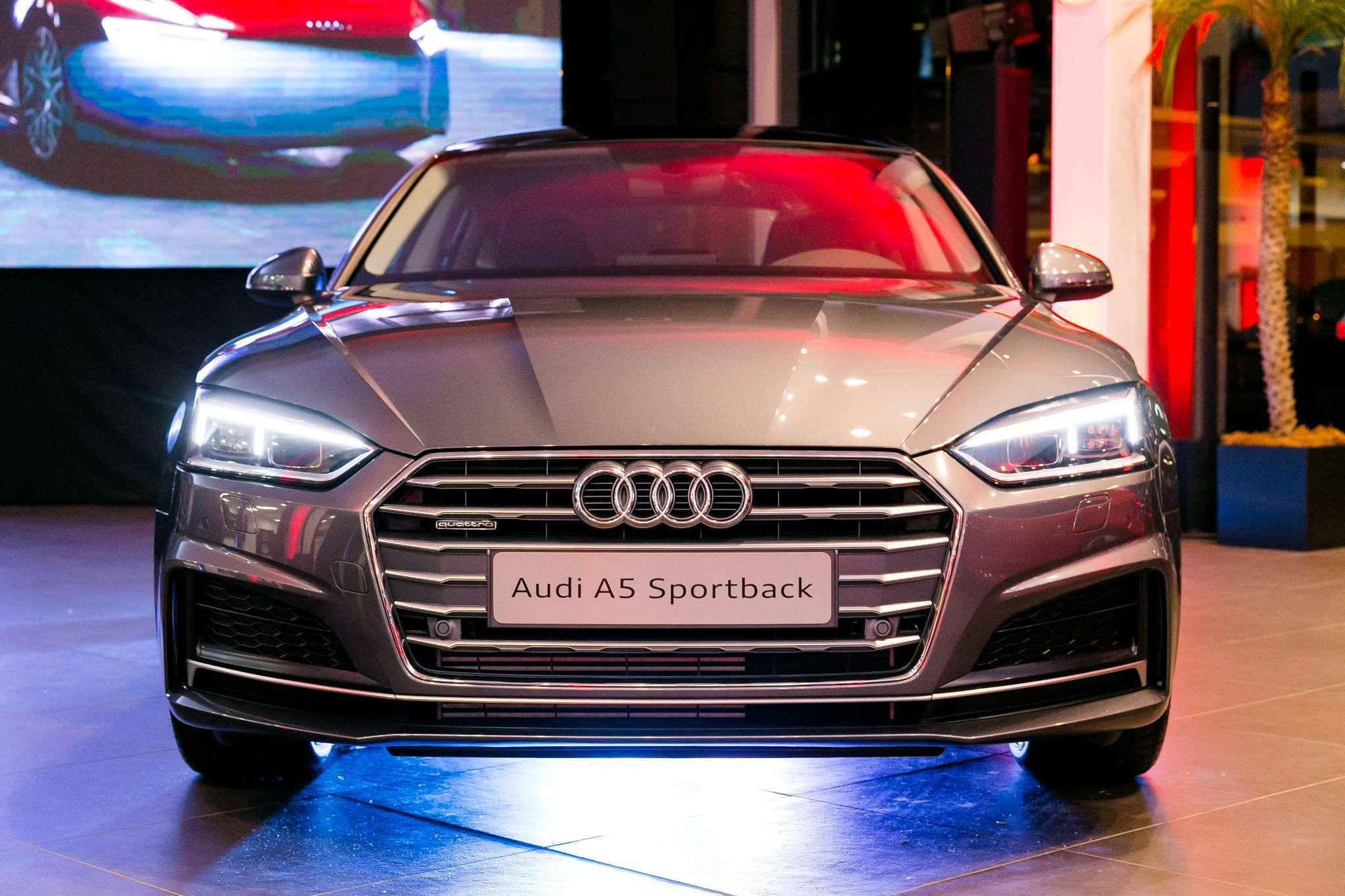 Audi A5 Sportback é lançado em Santa Catarina 1