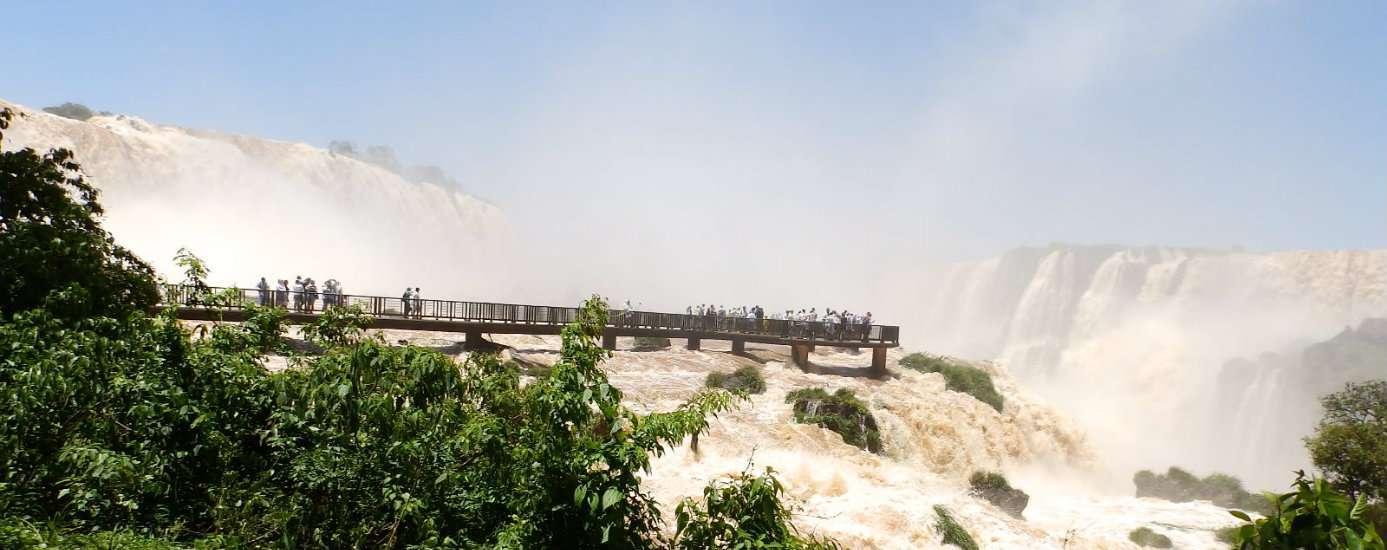 Parque Nacional do Iguaçu registra 1 milhão de visitantes 1