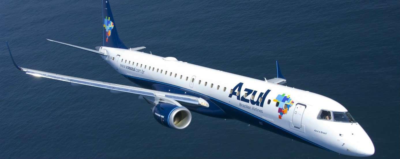 Azul faz voo inaugural de Recife para Jericoacoara 1