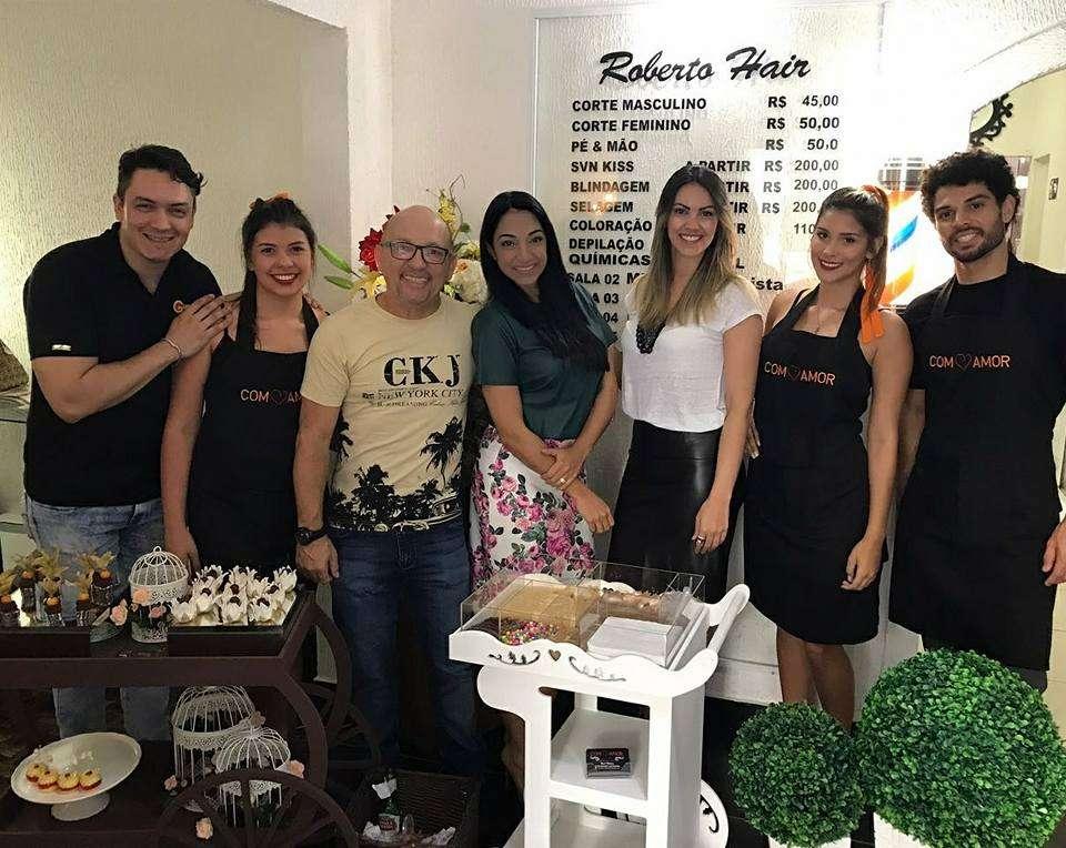Hair Stylist Roberto Gomes é homenageado na cidade do Guarujá em SP 1