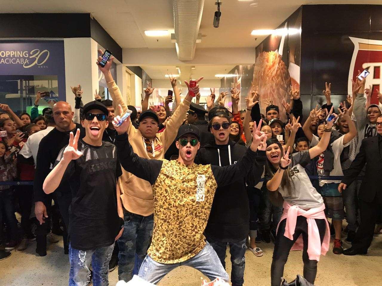 Encontro de Youtubers agita Shopping Piracicaba em SP 1