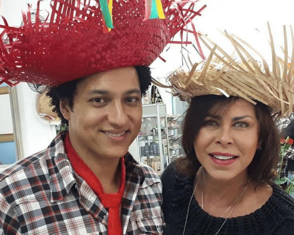 Vips prestigiam festa julina na Rede Lúcio Matias 1