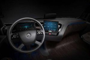 Mercedes Future Truck 2025 1