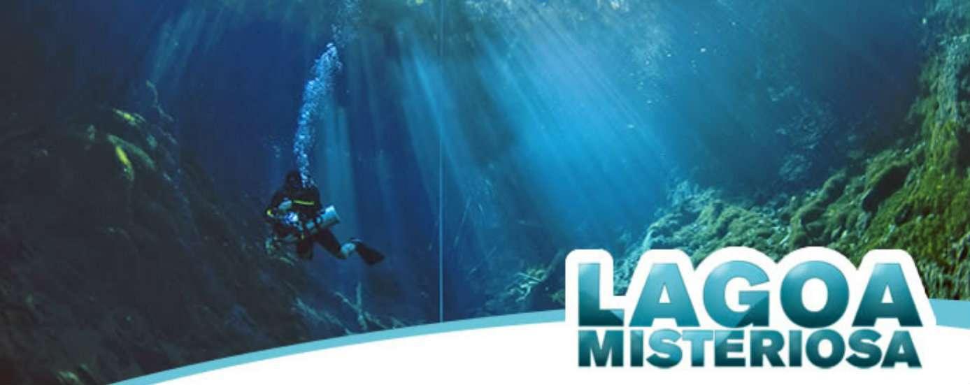 Lagoa Misteriosa proporciona passeios inesquecíveis no MS 9