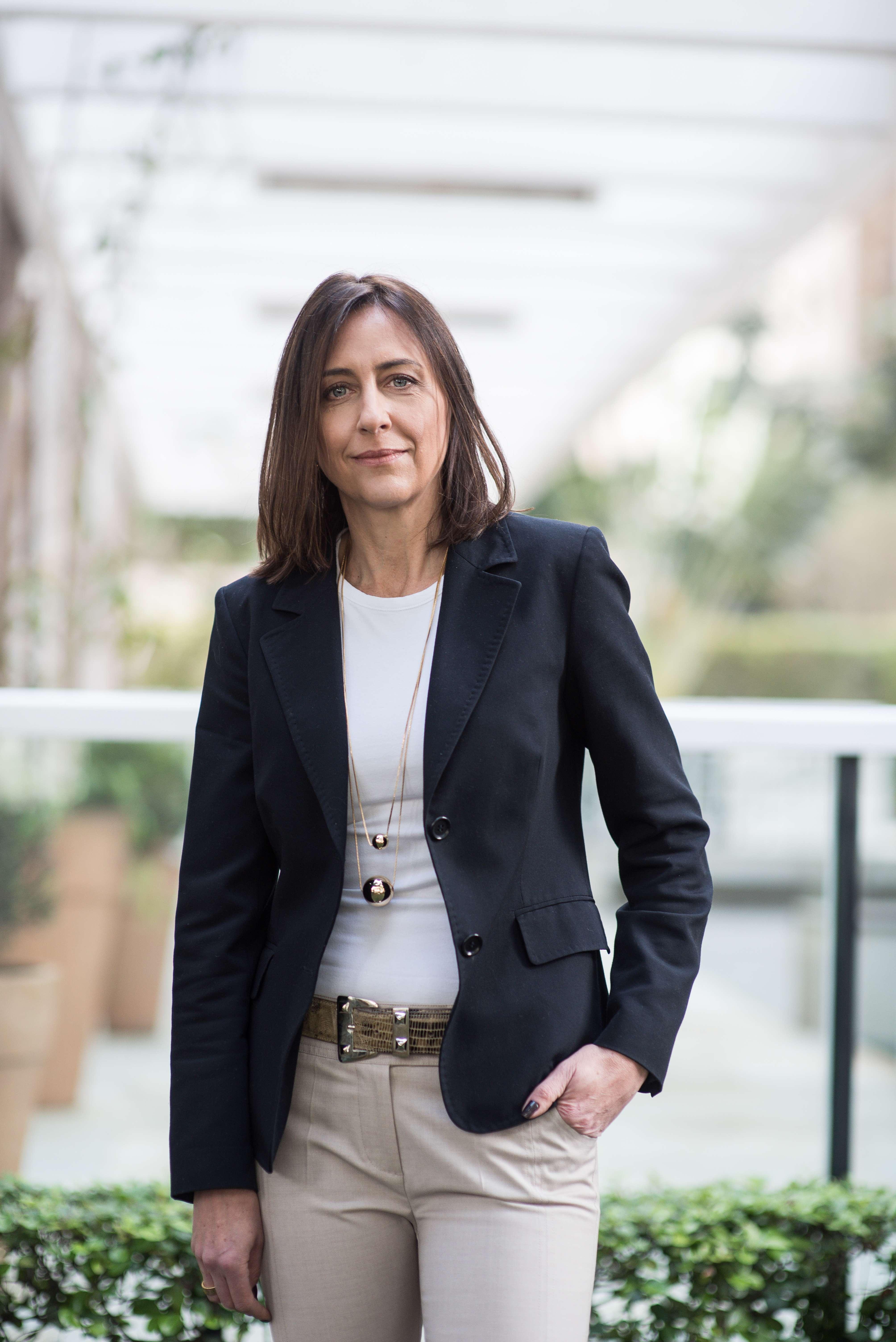 Cristina Palmaka - Foto: Divulgação
