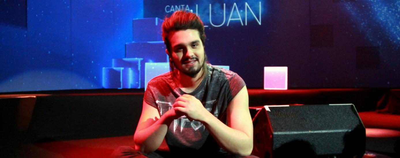Luan Santana estreia programa ao vivo no canal Multishow 1