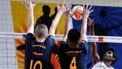 Associação de Voleibol de BC