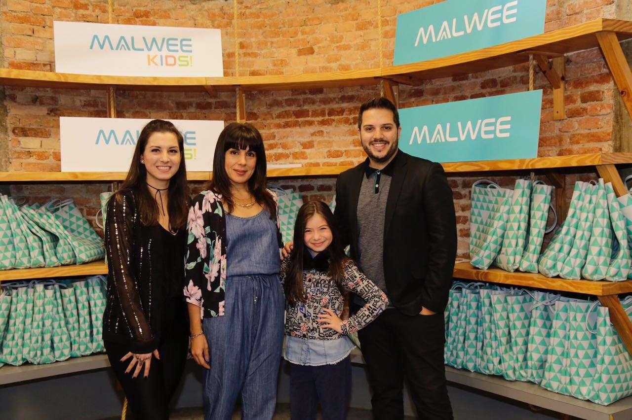 A atriz mirim Valenthina Rodarte da Carinha de Anjo SBT prestigia o evento de lançamento da Coleção primavera/Verão 2018 Malwee Kids 6