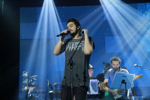 Luan Santana estreia programa ao vivo no canal Multishow 7