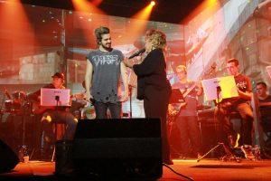 Luan Santana estreia programa ao vivo no canal Multishow 12
