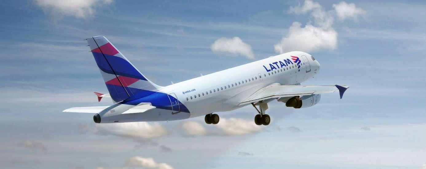 Latam anuncia o retorno da rota Brasília-Punta Cana 7