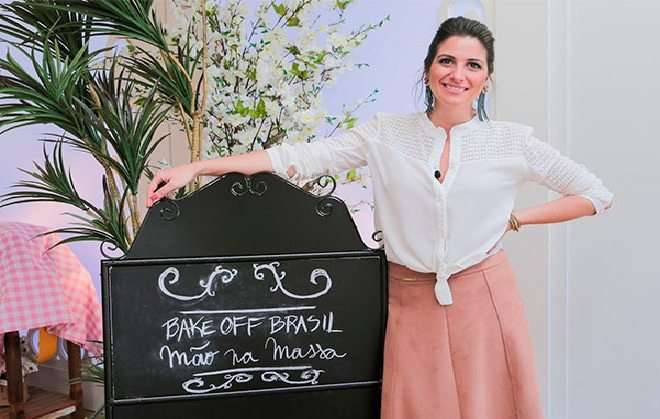 """No SBT o programa """"Bake Off Brasil"""" exibido em uma grande estreia, registrando ótimos índices e sendo muito comentado nas redes sociais."""