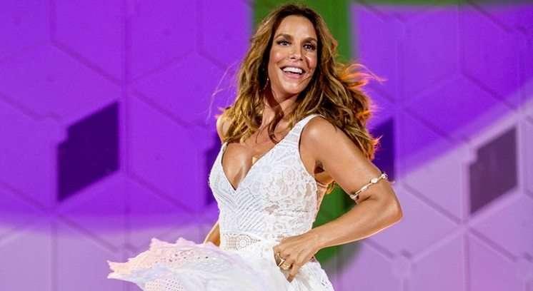 Ivete faz dois shows em Santa Catarina em setembro 1