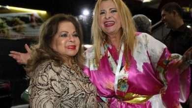 Angela Maria e Lilian Gonçalves - Foto Paulo Bareta - Divulgação