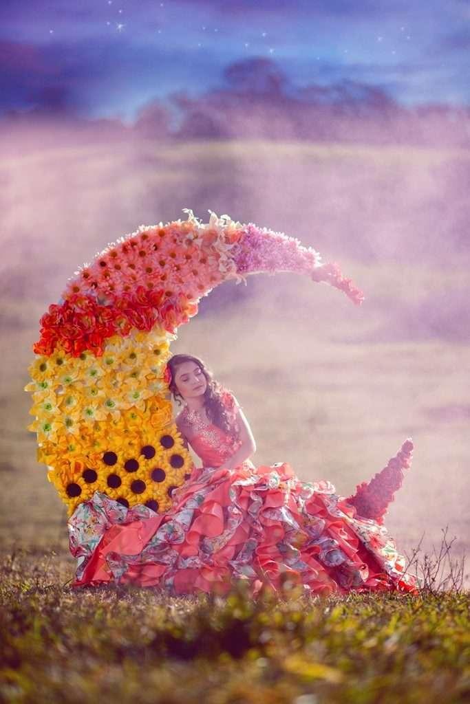 Atriz mirim Valenthina Rodarte realiza ensaio fotográfico dos sonhos 4