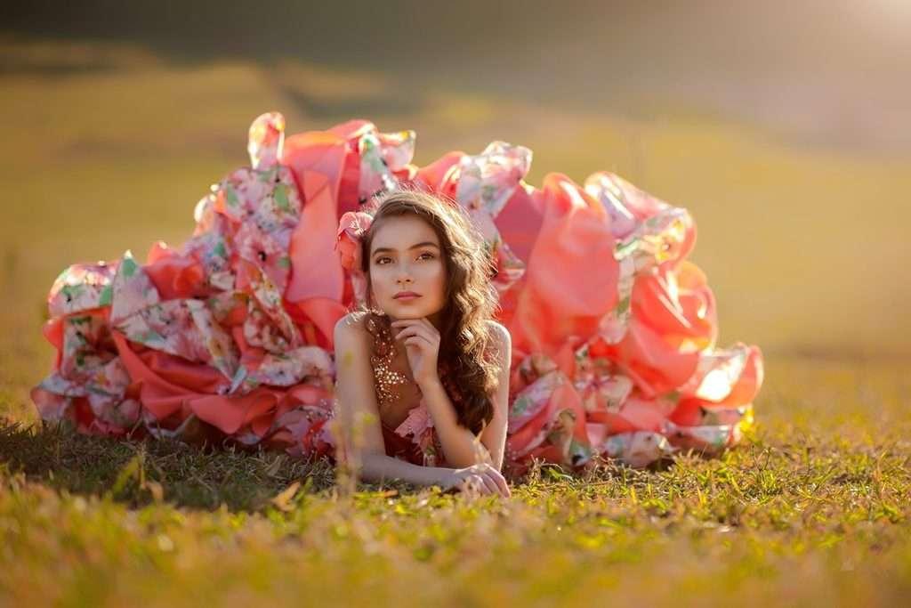 Atriz mirim Valenthina Rodarte realiza ensaio fotográfico dos sonhos 10
