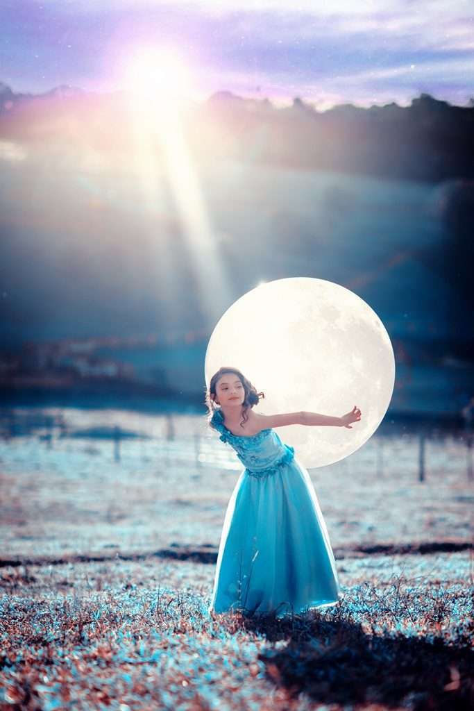 Atriz mirim Valenthina Rodarte realiza ensaio fotográfico dos sonhos 6