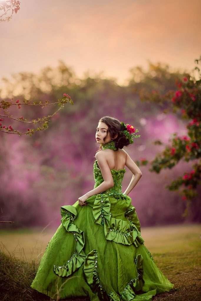Atriz mirim Valenthina Rodarte realiza ensaio fotográfico dos sonhos 8