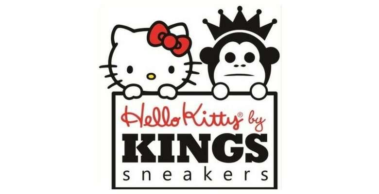 Hello Kitty - Imagem Reprodução Instagram Kings Sneakers