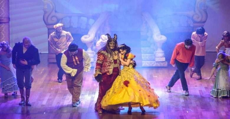 Musical a bela e a fera volta aos palcos com 30 atores e bailarinos 1