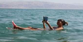 Foto: Mar Morto - www.viciosdeviagem.com