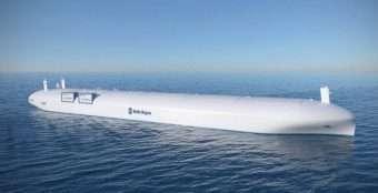 Rolls-Royce apresenta navios de cargas autônomos 1
