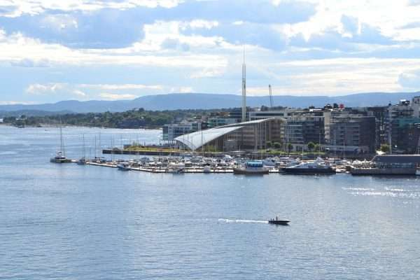Aeroporto da Noruega recebe 1,5 bilhões de euros de investimentos 1