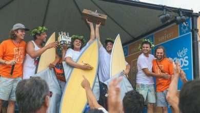 Corona é a cerveja oficial do Desafio Surfest Luz desafio em águas frias 1