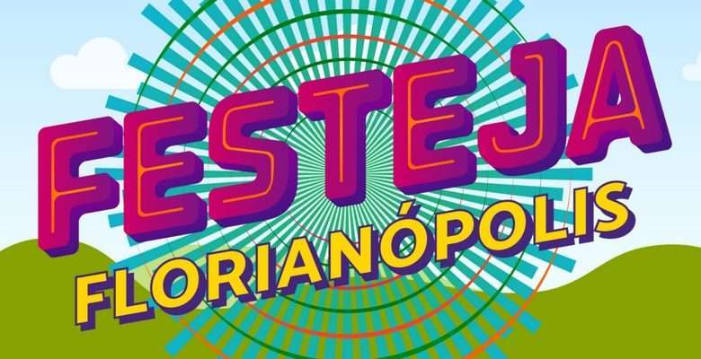 Festeja Florianópolis - Logo divulgação