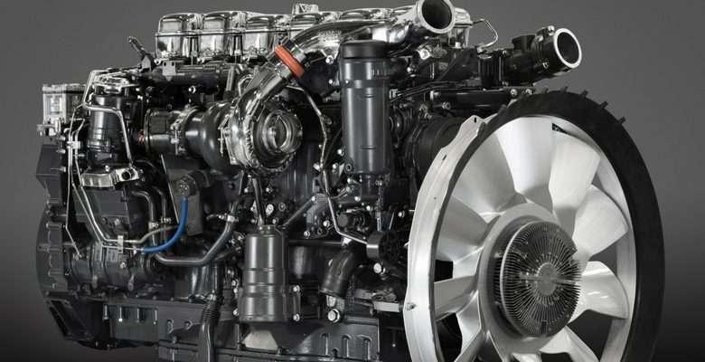 Novos Motores Scania - Divulgação