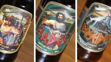 Cerveja Pantheon Foto Divulgação