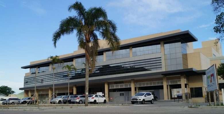 Fachada do MULTI Open Shopping + Offices no Rio Tavares - Foto Juliano Zanotelli - Apoio Comunicação