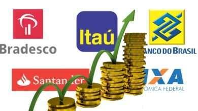 Lucros dos Bancos