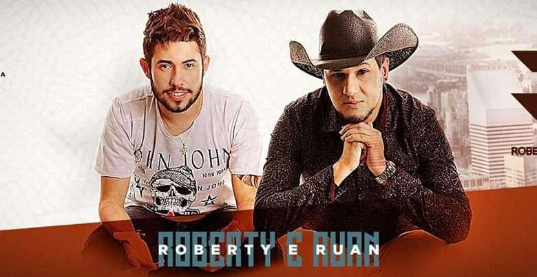 Roberty e Ruan gravam o primeiro Dvd Pocket Show 1