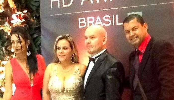 HD Awards recebeu famosos no Balneário de Camboriú 1