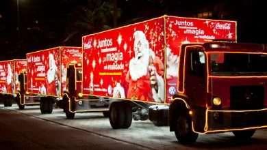 caravana, natal, coca cola, floripa, shopping, natal,